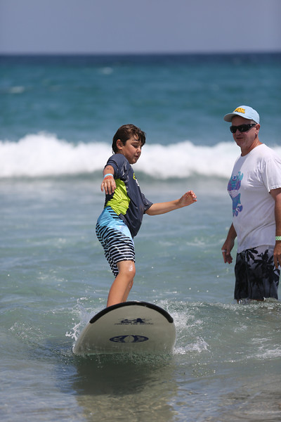 Surfers for Autism Deerfield Beach 2013