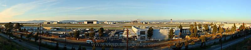 Airport & Runway Panoramas