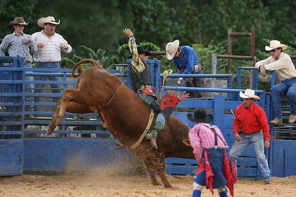 Bull Riding 09 08 2007