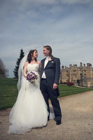 Wedding // Dumbleton Hall // Colin & Steph