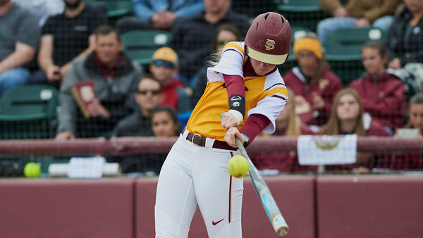FSU Softball v Notre Dame March 16 2019