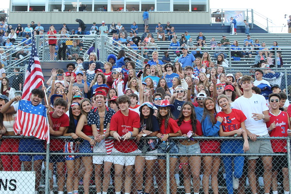 FOOTBALL Crown Point VS Lake Central 2021