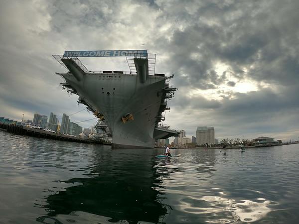 USS Midway Jan 20 2020