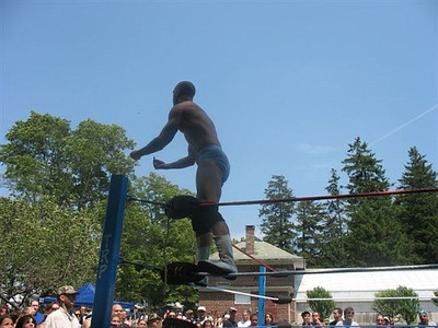 Top Rope Promotions Whaling City Festival Day 2 Show 1 July 14, 2007
