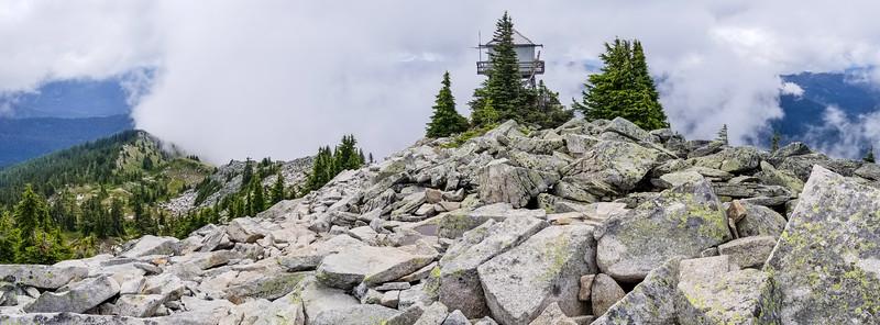 Granite Mountain, July 2019