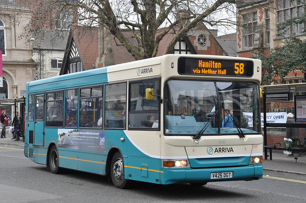 16-03-11 Leicester Buses