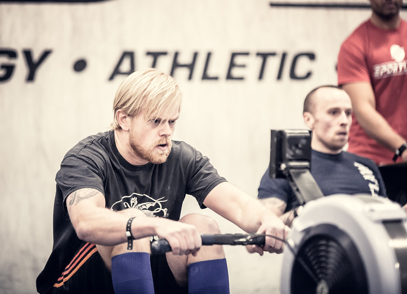 Icelandic national crossfit championship 2012 / Íslandsmótið í Crossfit 2012