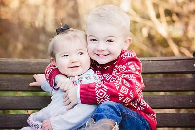 Jameson & Piper Sibling Shoot