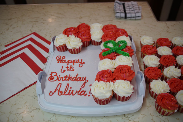 Alivia's Birthday