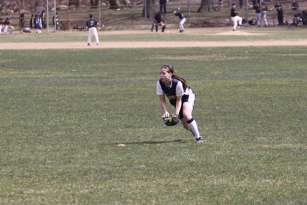 St. Marys JV Softball