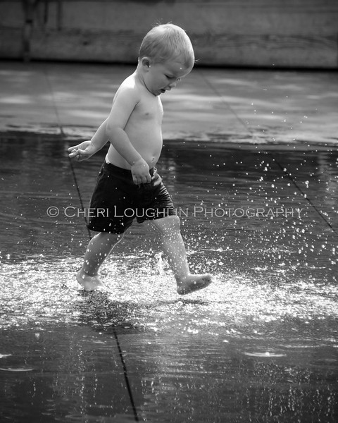 Chicago Water Play