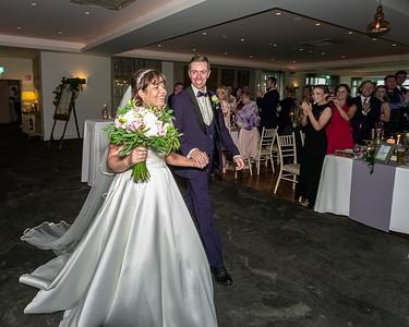 Colum and Deirdre wedding photography