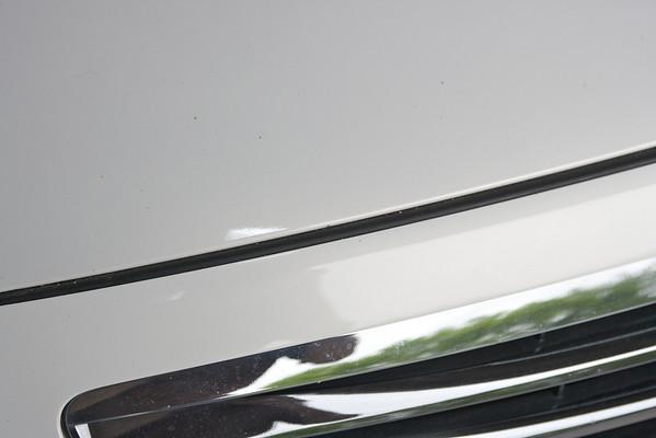 2009 Infiniti G37 Sedan Bumper Only