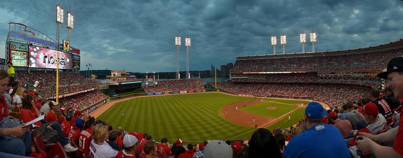 Cincinnati Red's Baseball 2011