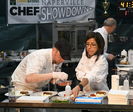 Loaves and Fishes Celebrity Chef Showdown 2018