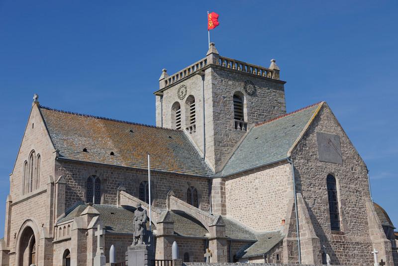 St. Nicolas Church in Barfleur - Barfleur, Basse Normandy, France