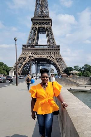 Paris France Fashion Business Trip 2021