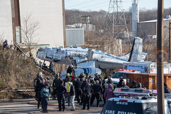 Plane Down at TOB Solid Waste Disposal Complex 01/10/2021