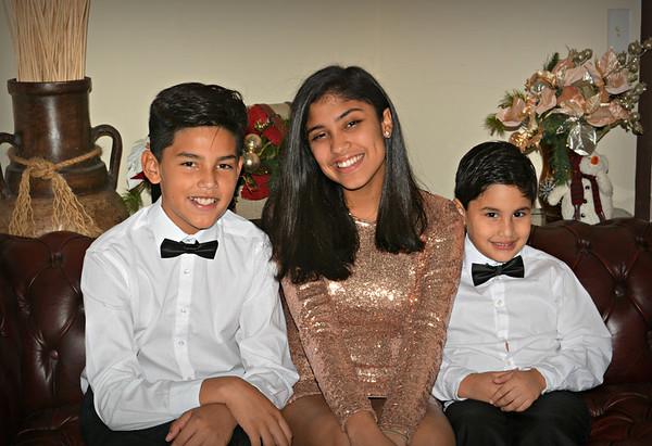 Gonzalez Family 2018