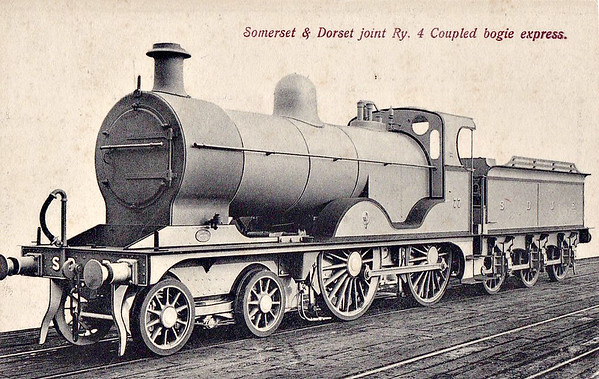 SOMERSET & DORSET JOINT RAILWAY
