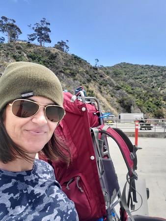 Jen Trans-Catalina Trail May 2019