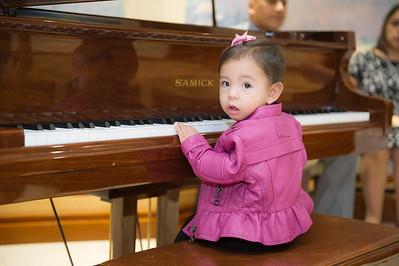 Anaiya's 1st Birthday