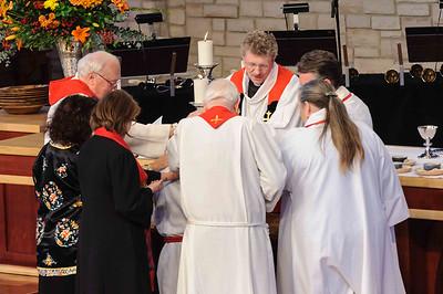 Pastor Tenny Ordination
