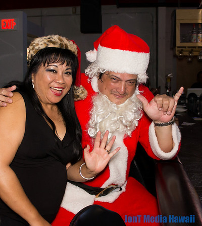 Funkshun Christmas Party at Ige's 12-6-2013