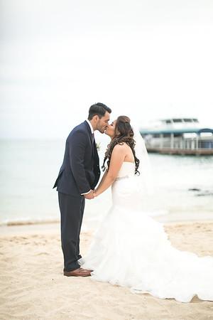 Casey and Justin Wedding at Hale Koa Resorts at Waikiki Hawaii