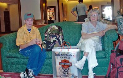 Vacation in Hawaii October 2005