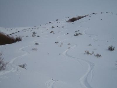 Boise Foothills_February 2, 2008