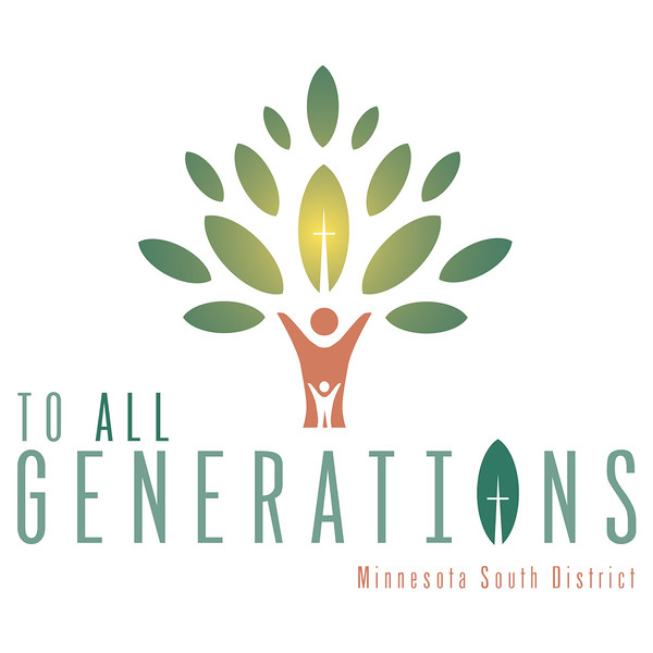 """Logo for """"To All Generations"""""""