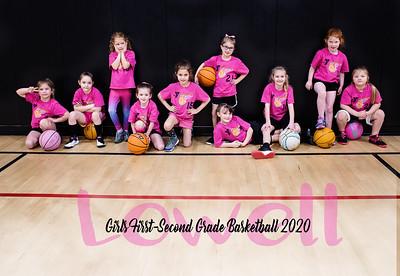 Lowell Girls 1-2 Grade