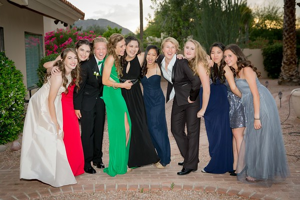 Prom Photos at the Phillip's 2016 Apr