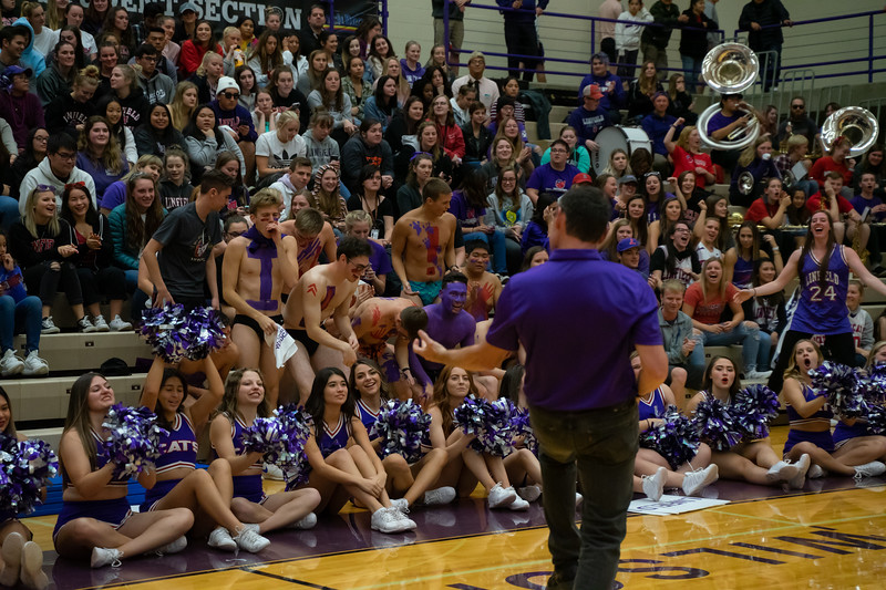 Homecoming Pep Rally 2019