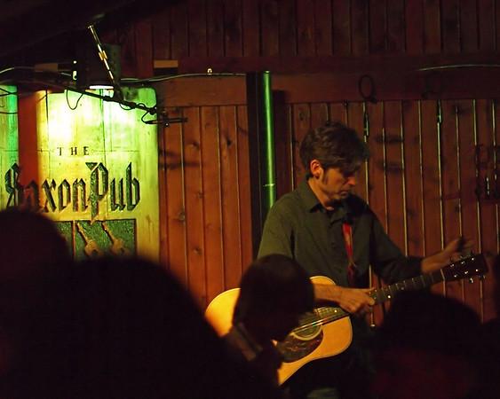 Butch Hancock at the Saxon Pub 12.10.11