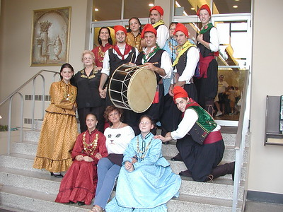 Greek Festival - A Taste of Greece -September 5, 2004