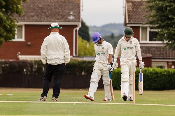 Kiddererminster vs Ombersley Cricket Club 25/7/20