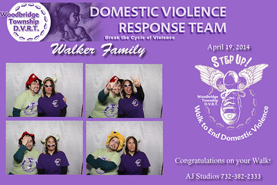 Step Up to Walk to End Domestic Violence