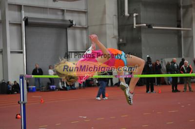 Girl's High Jump - 2013 MITS State Meet