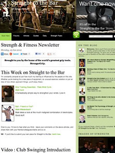 Strength & Fitness Newsletter