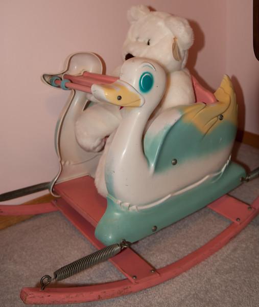 Rocking Duck Seat