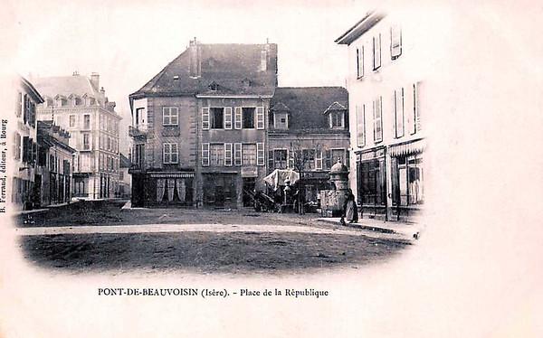 Pont-de-Beauvoisin