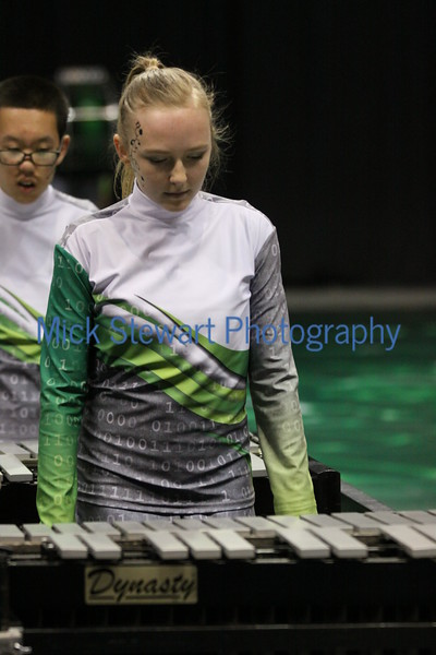 Green Hope Indoor Percussion