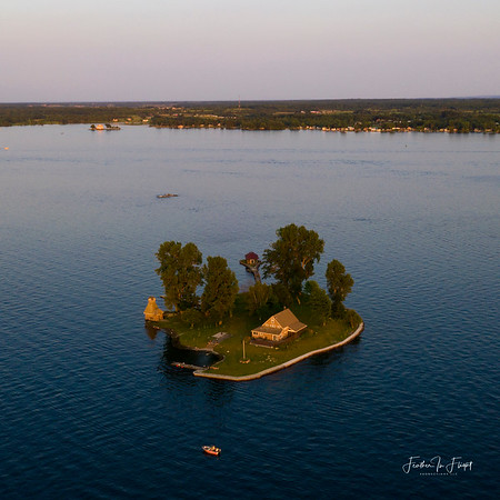 Basswood Island