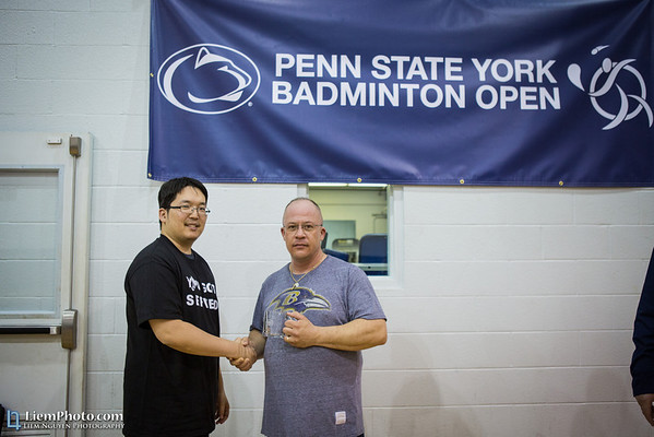 2014.03.XX | PSU-York Badminton Spring Open [Official]