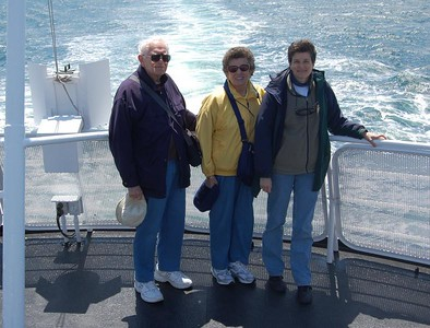 Traveling to Victoria, BC - June 2008
