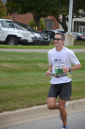 12.5 Miles - 2013 HealthPlus Brooksie Way Half Marathon