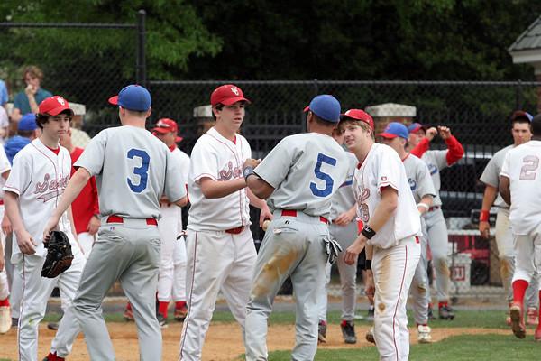 Prep Baseball Vs. St. Christophers