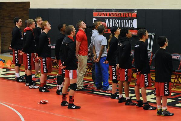 Wresting 2014